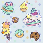Cute Patterns - Mega Bundle - Lola