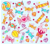 Cute Patterns - Mega Bundle - Double Pearl Lusta