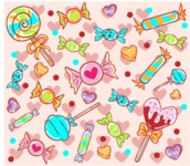 Cute Patterns - Mega Bundle - Fair Pink