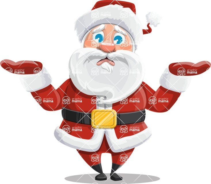 Mr. Claus North-pole - Sorry