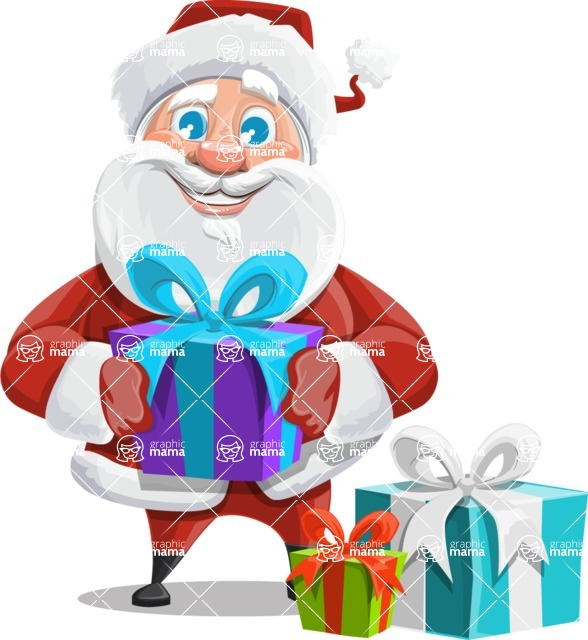 Mr. Claus North-pole - Gift 2