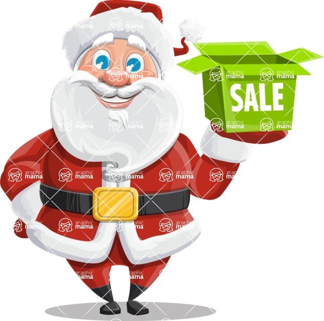 Mr. Claus North-pole - Sale 2