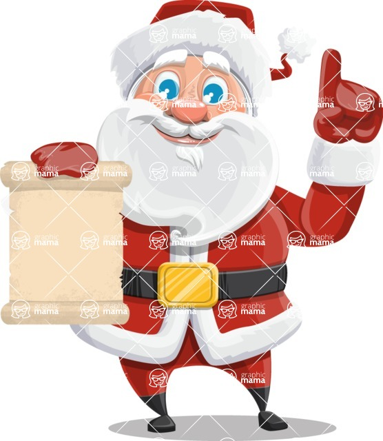 Mr. Claus North-pole - Sign 2