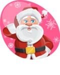 Mr. Claus North-pole - Shape 4