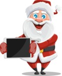 Mr. Claus North-pole - Tablet 2