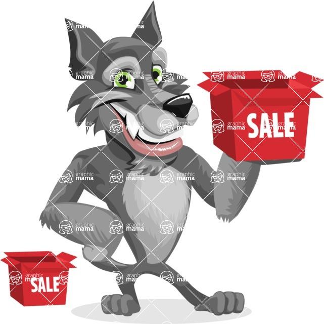 Wolfie Paws - Sale