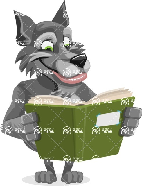 Wolfie Paws - Book 1