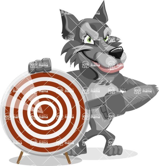 Wolfie Paws - Target