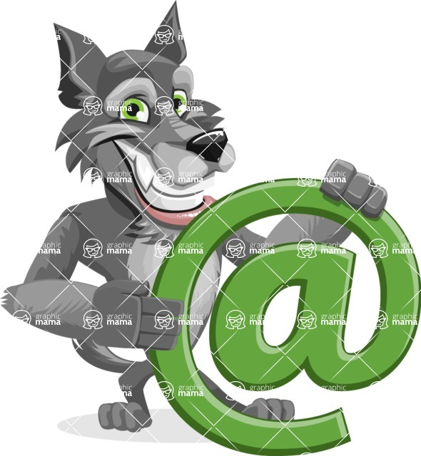 Wolfie Paws - Email