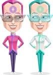 Elton the Elegant Cyborg Man - Cloning
