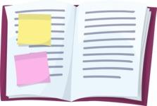 Vector Office Items Graphic Bundle - Item 20