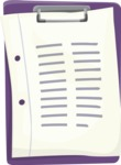 Vector Office Items Graphic Bundle - Item 24