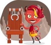 Darla the Devil Girl - Shape 9