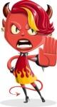 Darla the Devil Girl - Stop 2