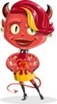 Darla the Devil Girl - Show Love