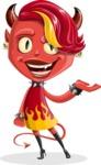 Darla the Devil Girl - Showcase 1