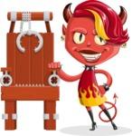 Darla the Devil Girl - Torture