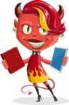 Darla the Devil Girl - Book or Tablet