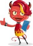 Darla the Devil Girl - Tablet 3