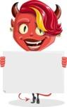 Darla the Devil Girl - Sign 4