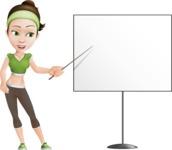 Penny the Gym Instructor - Presentation 4