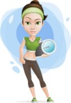 Penny the Gym Instructor - Shape9