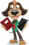 Donny the Competent Business Dog - Book and iPad