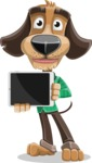 Donny the Competent Business Dog - iPad 2