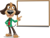 Donny the Competent Business Dog - Presentation 3