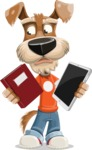 Sparky Jones - The Casual Dog Friend - Book and iPad