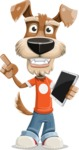Sparky Jones - The Casual Dog Friend - iPad 3