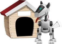 BARD aka Be A Robo Dog - Doggy House
