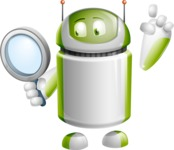 Home Assistant Robot Cartoon Vector Character AKA DAVE - Search