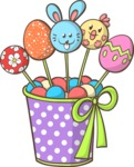 Easter Eggs Candies