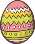 Easter Vectors - Mega Bundle - Easter Egg 1