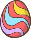 Easter Vectors - Mega Bundle - Easter Egg 10