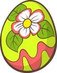 Easter Vectors - Mega Bundle - Easter Egg 12
