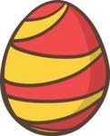 Easter Vectors - Mega Bundle - Easter Egg 2