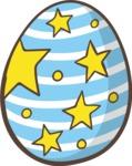 Easter Vectors - Mega Bundle - Easter Egg 3
