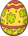 Easter Vectors - Mega Bundle - Easter Egg 4