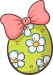 Easter Vectors - Mega Bundle - Easter Egg 5