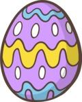 Easter Vectors - Mega Bundle - Easter Egg 6