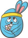Easter Vectors - Mega Bundle - Easter Egg 8
