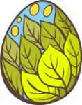 Easter Vectors - Mega Bundle - Easter Egg 9