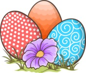 Easter Vectors - Mega Bundle - Easter Eggs
