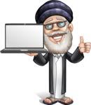 Basir Wiseman - Laptop 2