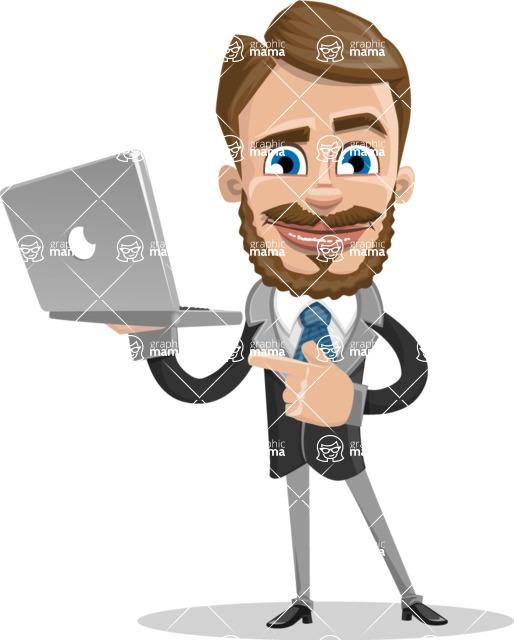 Matt Charismatic - Laptop 1