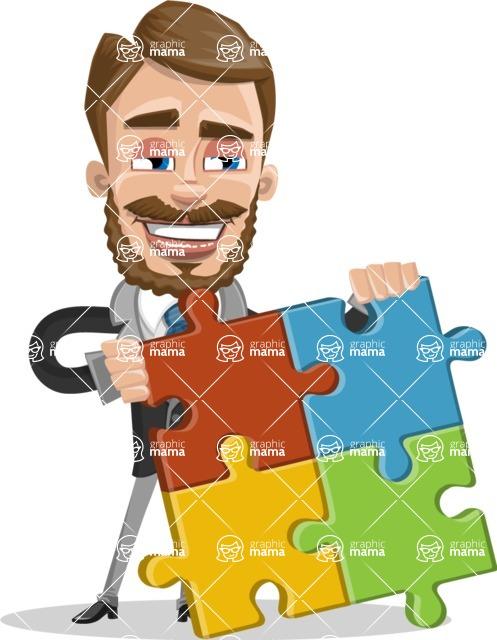 Matt Charismatic - Puzzle