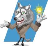 Wolf Wilder - Shape 12