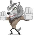 Wolf Wilder - Stop